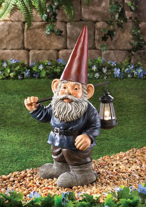 Gnome In Garden: Hillsville Flea Market